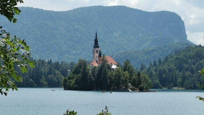 Kyrkan i Bled