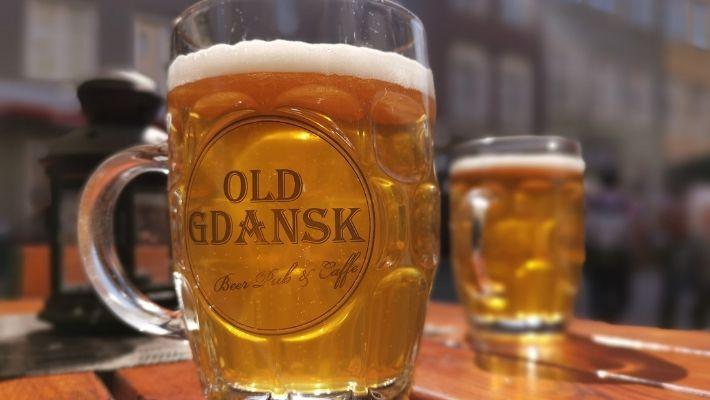 pris öl gdansk