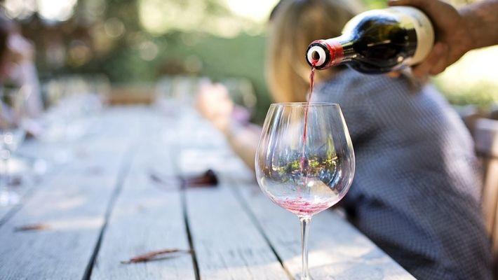 Vinprovning i Ljubljana
