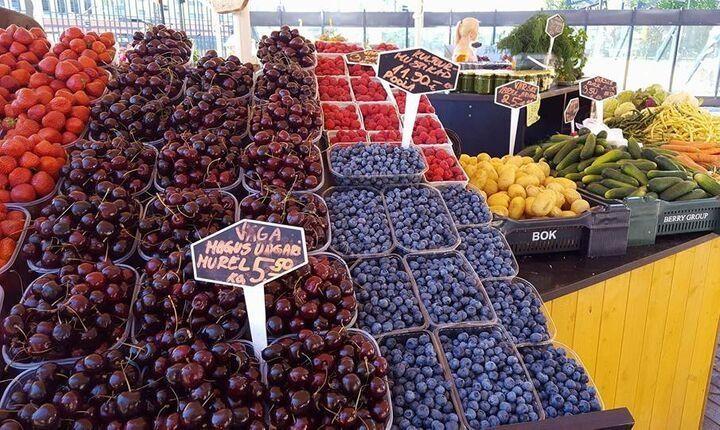 marknad balti jaama turg market