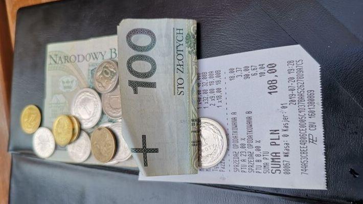 pengar på resan