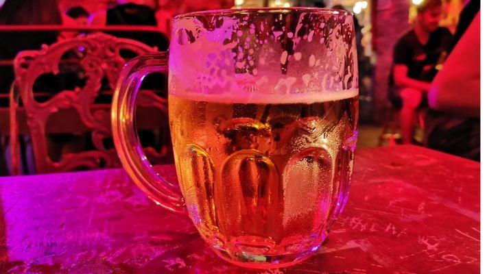 öl i ruinbar