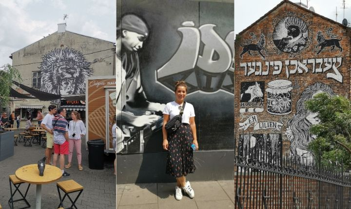 judiska kvarteren krakow