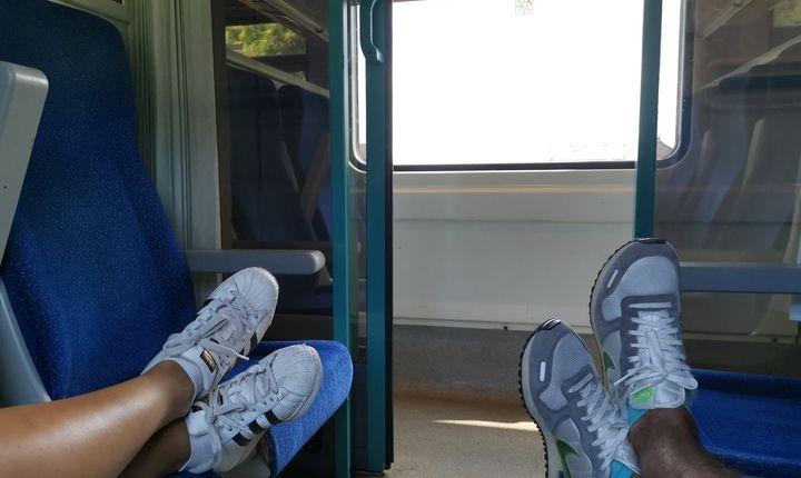 saker att göra när man åker tåg