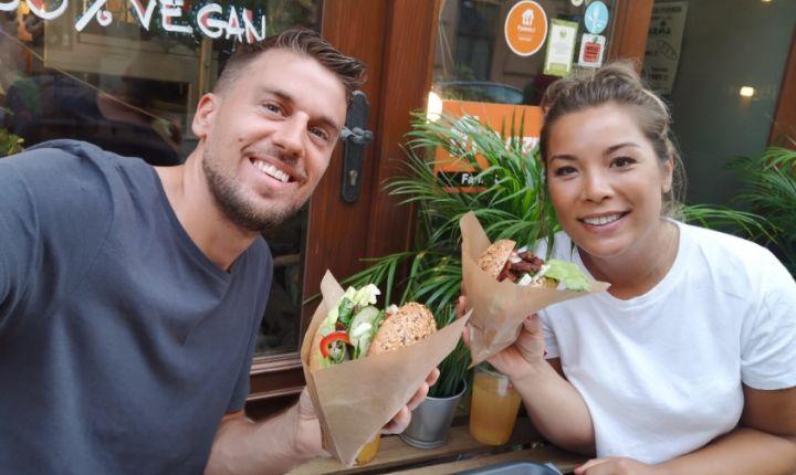 vegansk mat krakow