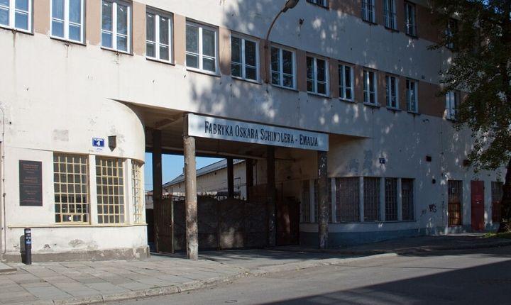 oskar Schindler fabriken