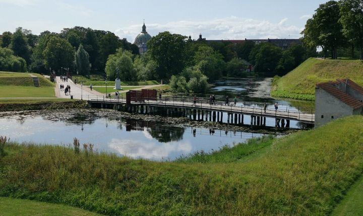 orstedsparken i köpenhamn