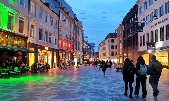 att göra i köpenhamn ströget