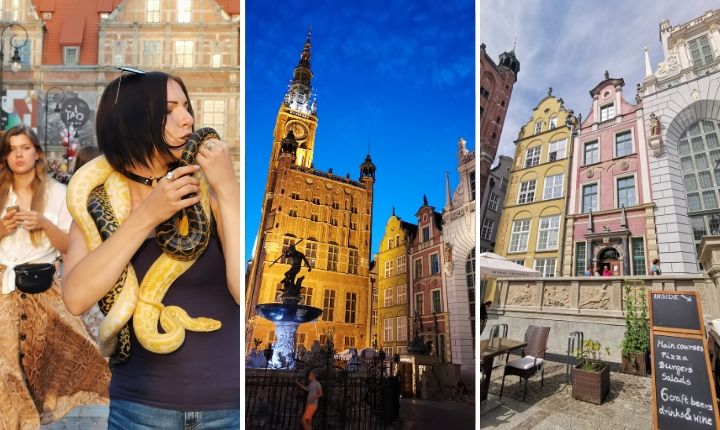 att göra i gdansk Długi Targ