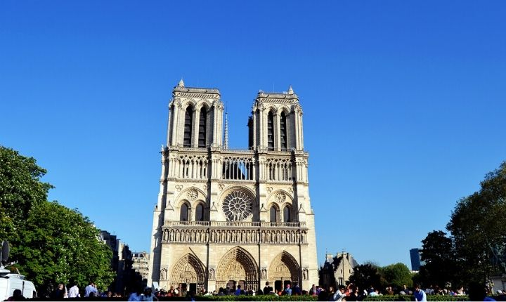 notre dame katedral