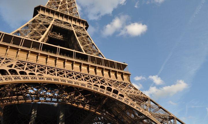 att göra i paris eiffeltornet