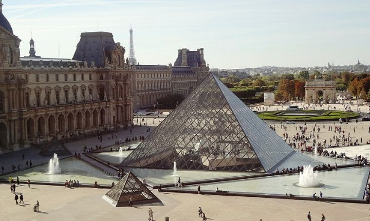 att göra i paris louvren