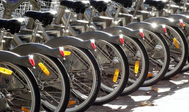 cykla i paris