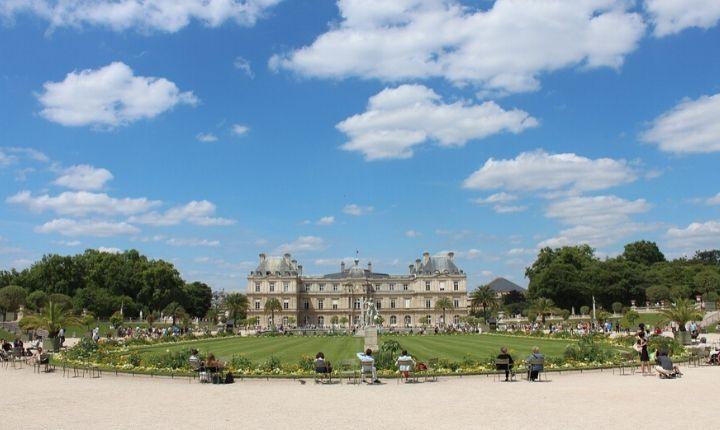 luxembourgträdgården