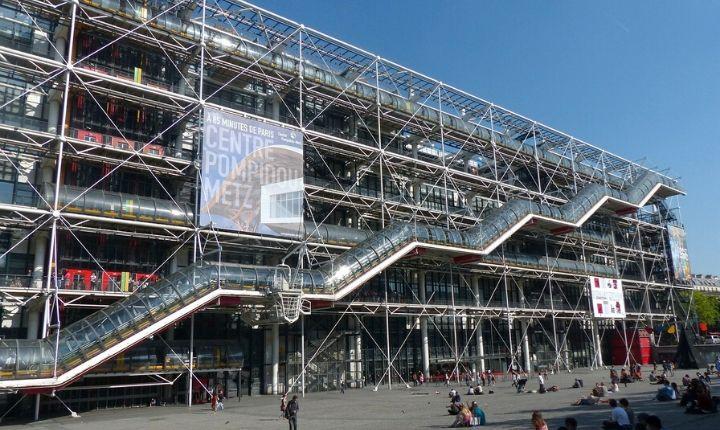 center pompidou