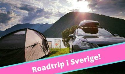 Roadtrip i Sverige – 13 sevärdheter & tips på bilsemestern!