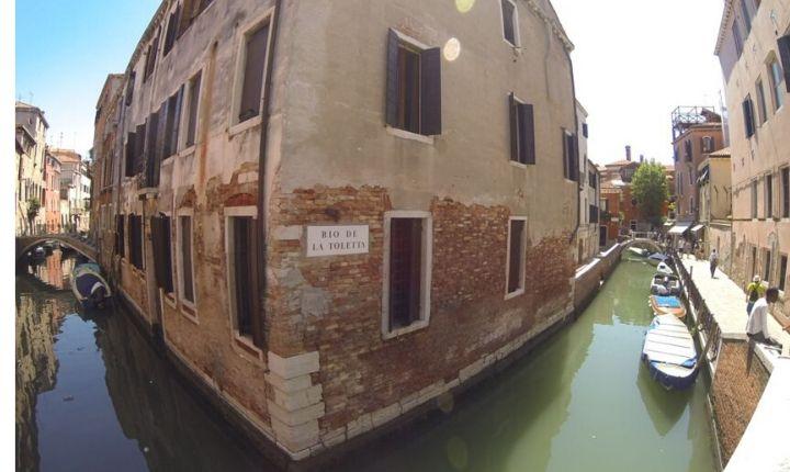 venedig kanaler