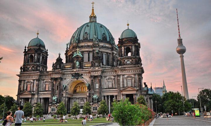 att göra i Berlin