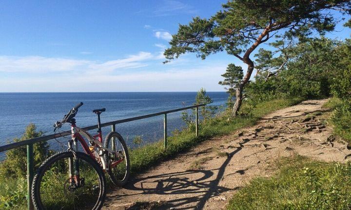 cykla på gotland