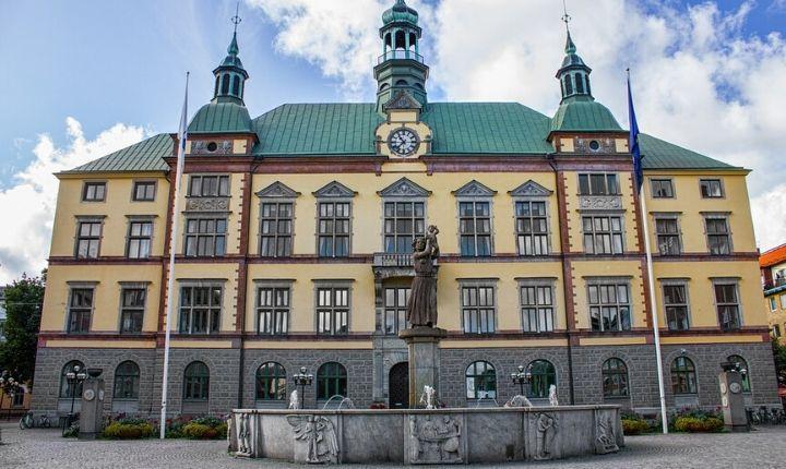 Eskilstuna stad Sverige