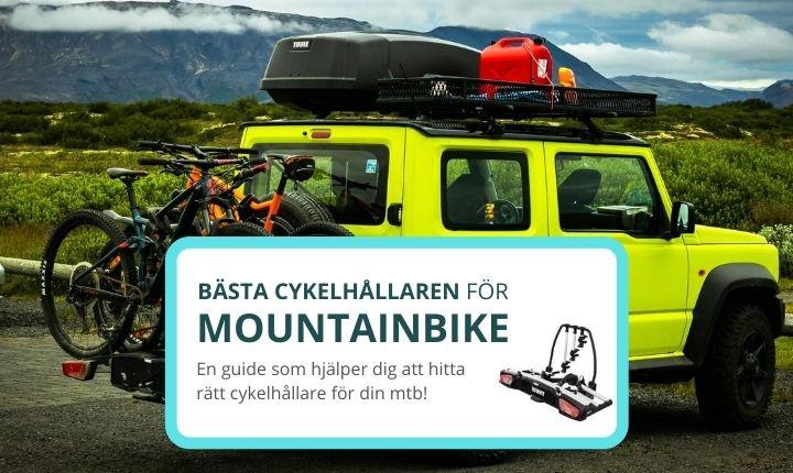 bra cykelställ till bilen