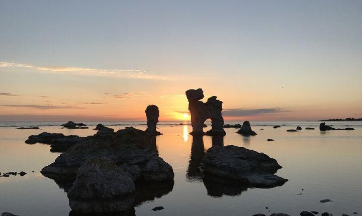 Sveriges största ö gotland