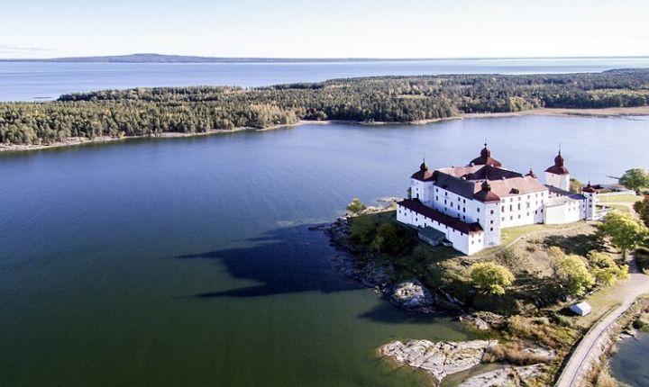 Sveriges största sjöar vänern