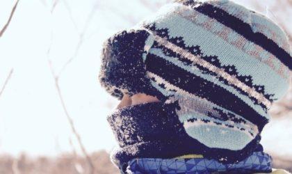 Hålla sig varm i skidbacken –  Tips för att inte frysa