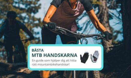 Bästa mtb handskarna 2021 – 3 bra handskar för mtb