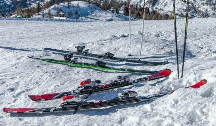 hur ofta ska man valla slalomskidor