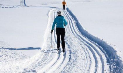 Åka längdskidor första gången – 12 bra tips till nybörjaren